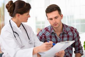 ознакомление с услугами клиники
