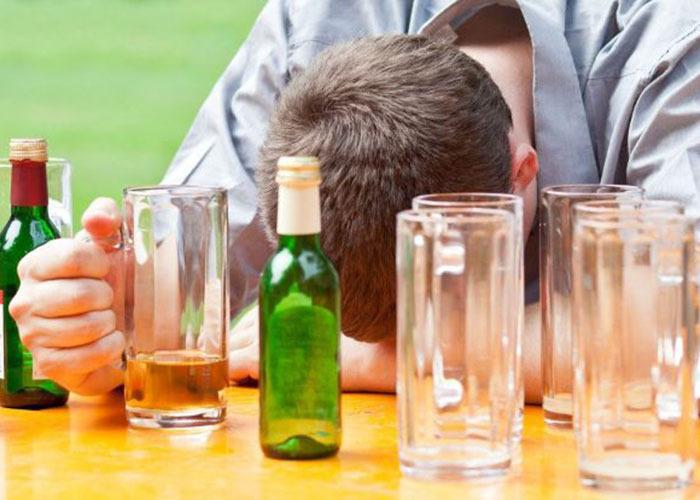 Энцефалопатическая стадия алкоголизма