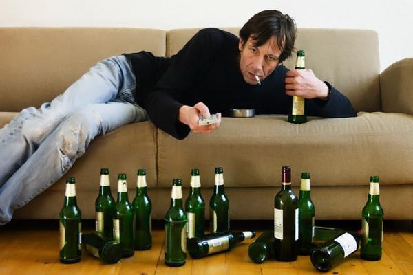 Три стадии алкоголизма