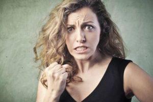 женская раздражительность
